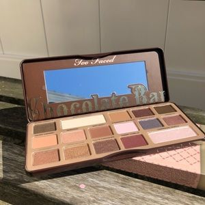 New Too Faced Chocolate Bar Eyeshadow Palette